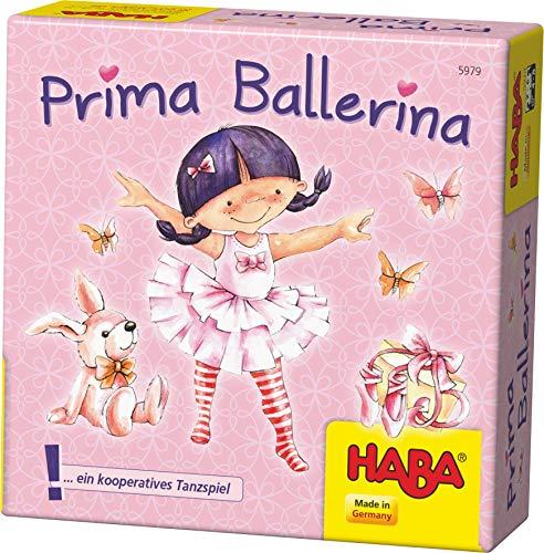 HABA 5979 Prima Ballerina, Tanzspiel