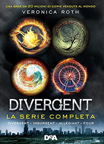 Divergent. La serie: Divergent-Insurgent-Allegiant-Four