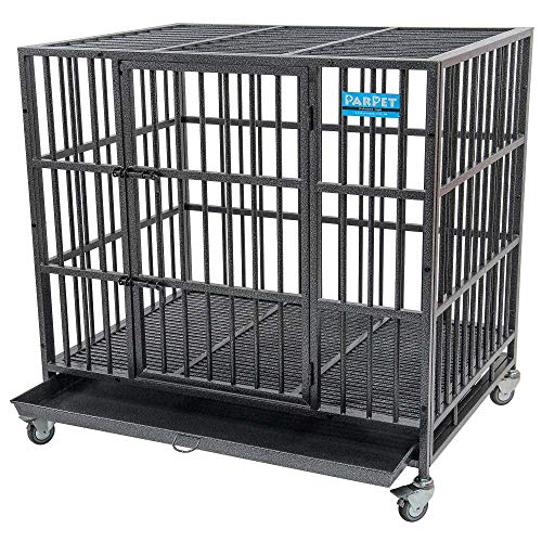 PARPET Heavy Duty Empire Dog Crate
