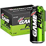 Mountain Dew, Game Fuel Charged 16 oz. cans 12 Pack Packaging May Vary, Original Dew, 192 Fl Oz