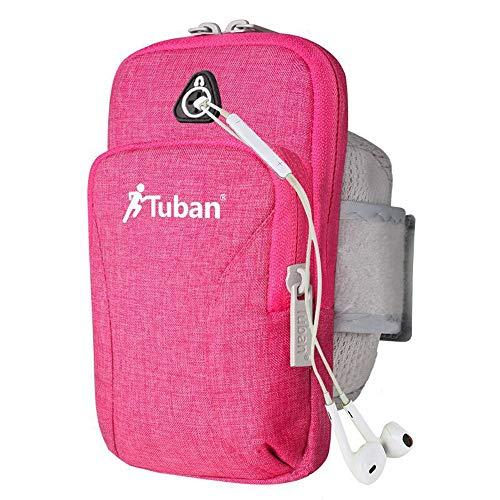 Bandas para el brazo Soporte for teléfono portátil con brazalete for correr, bolsa for brazalete deportivo for iPhone 7/6 / 6s / 5 / SE / iPod, Samsung Galaxy S5 / S4 / S3, teléfono móvil de hasta 5.8