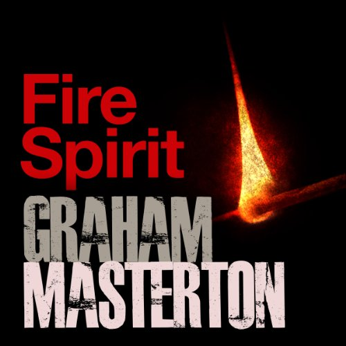 Fire Spirit audiobook cover art