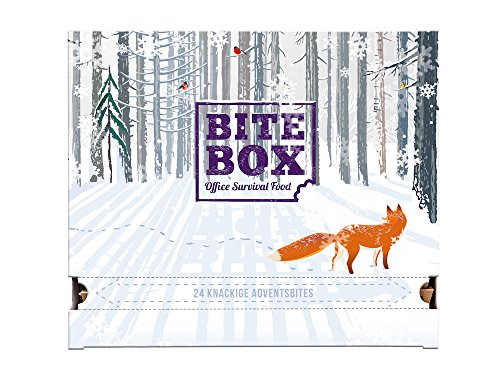 BiteBox Adventskalender Christmas, 1er Pack (1 x 1 kg)