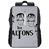 The Daltons Lucky Luke Dalton Gang Mochila para portátil con puerto de carga USB