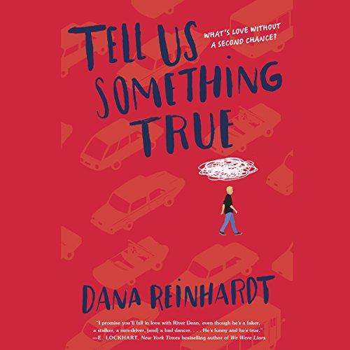 Tell Us Something True audiobook cover art