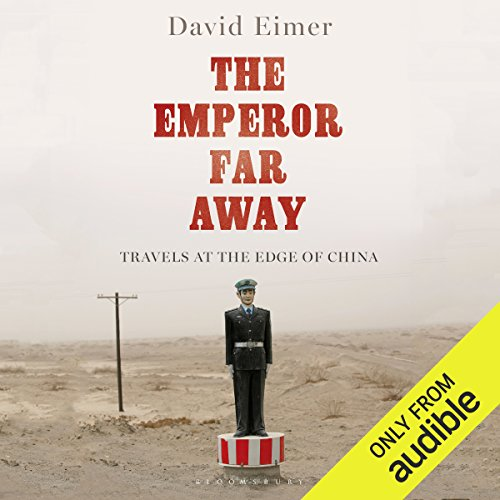 The Emperor Far Away audiobook cover art