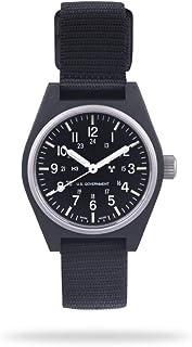 Marathon Watch WW194004 General Purpose Quartz Swiss Made Military Field Army Watch (GPQ) with