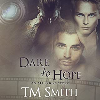 Dare to Hope audiobook cover art