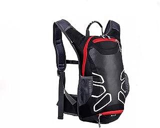Snail Shop 15l Waterproof Outdoor Riding Backpack Bag Daypack Hiking Camping Travel Bag 5 Colors(black)