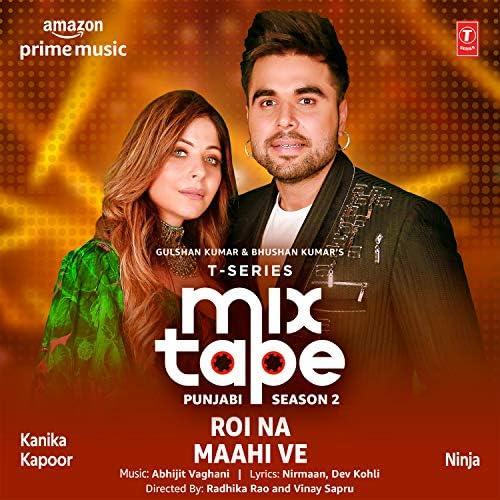 Kanika Kapoor, Ninja & Abhijit Vaghani
