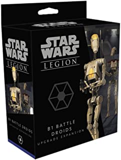 Star Wars Legion B1 Battle Droids Upgrade Expansion | Miniatures Game | Strategy Game for Adults and Teens | Ages 14+ | 2 ...