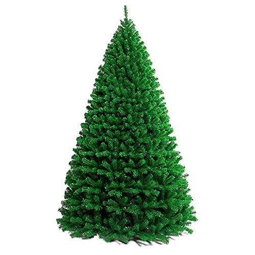 zhaohupinpai 6.8 /7.8フィートの クリスマスツリー丨暗号化されたクリスマスツリー丨大きなクリスマスの床から天井までのツリー丨クリスマスデコレーション丨組み立てが簡単丨家庭、オフィス、パーティーの装飾に適しています