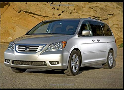 Honda Odyssey: 120 pages with 20 lines you can use as a journal or a notebook .8.25 by 6 inches.