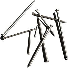 clous en fer longs panneaux en bois massif 1 kg 10 cm clous ronds pour la maison Ongles en fer