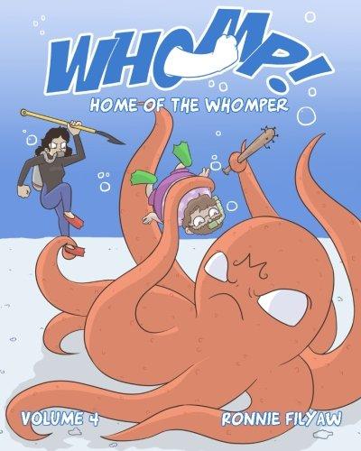 Whomp! - Volume 4: Home of the Whomper