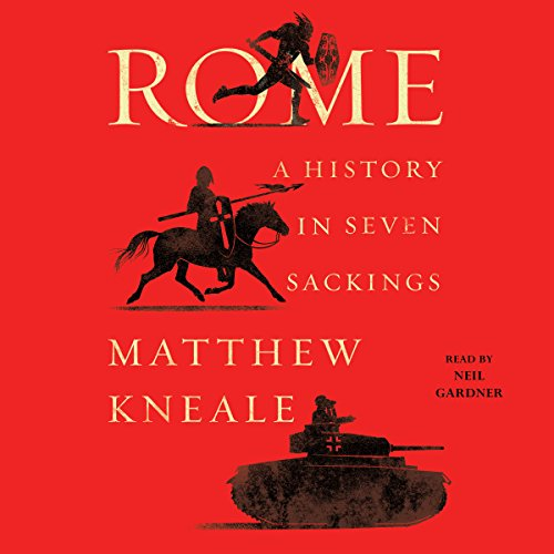 Rome Audiobook By Matthew Kneale cover art
