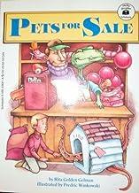 Pets for Sale by Rita Golden Gelman (1986-11-01)
