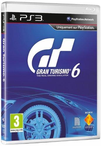 Gran Turismo 6 [import anglais]