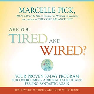 Are You Tired and Wired? audiobook cover art