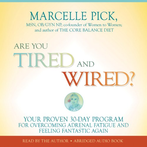 Are You Tired and Wired? cover art