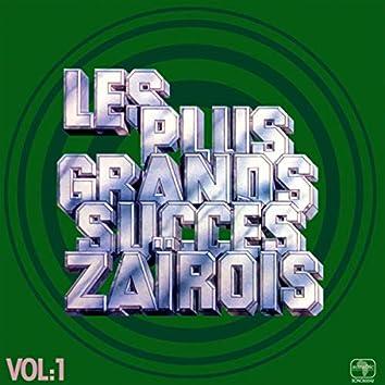 Les Plus Grands Succès Zaïrois Vol.01