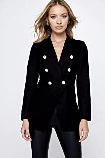 MOSSMAN Women's The Signature Blazer