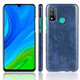 MKOKO Coque Housse Étui for Huawei P Intelligent 2020 / Nova Lite 3+ antichocs Litchi Texture PC +...