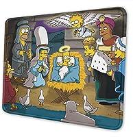 ンプソンズマウスパッドドラージゲーミングアニメマウスパッドゲーマー主導コンピューターパッドビッグマットバックライトキーボードデスク800 * 300 * 3MM / 900 * 400 * 3MM-A_800x300x3mm-A_800x300x3mm