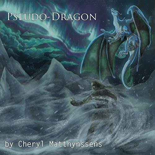 Pseudo-Dragon audiobook cover art