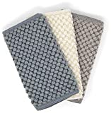 Norwex Counter Cloths, slate, vanilla, mushroom