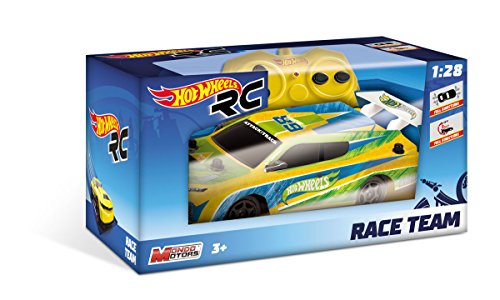Mondo Coche r/c Hot Wheels Mini 6 Modelos sdos Escala 1:28, 15x7x5,5 cm, Multicolor, 21.1 x 10.9 x 10.9 (63253)