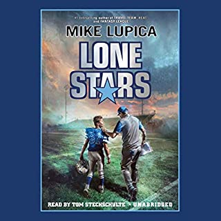 Lone Stars audiobook cover art