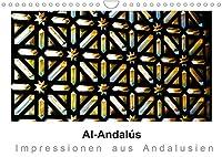 Al-Andalús Impressionen aus Andalusien (Wandkalender 2022 DIN A4 quer): Al-Andalús - Andalucía - Andalusien lockt jedes Jahr, mit Alhambra, Mezquita, Ronda, ebenso wie mit der Costa del Sol und ihrem malerischen Hinterland, ein Millionenpublikum an ... (Monatskalender, 14 Seiten )