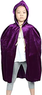 Children's Cosplay Hooded Cloak Cape Role Play Costumes