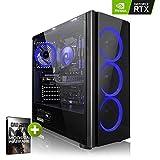 Megaport PC Gamer Premium AMD Ryzen 7 2700X 8X 4,30 GHz Turbo • nvidia GeForce...