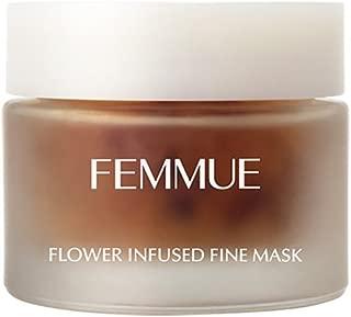 FEMMUE(ファミュ) フラワーインフューズド ファインマスク <洗い流す保湿マスク>50g 日本正規品