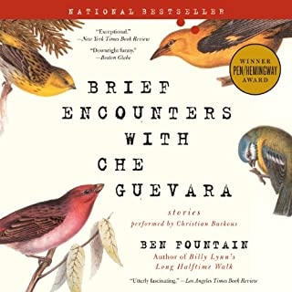 Brief Encounters with Che Guevara audiobook cover art
