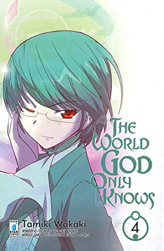 The world god only knows (Vol. 4)
