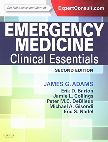 Emergency Medicine: Clinical Essentials (Expert Consult - Online and Print) - medicalbooks.filipinodoctors.org