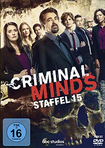 Criminal Minds - Staffel 15 [3 DVDs]