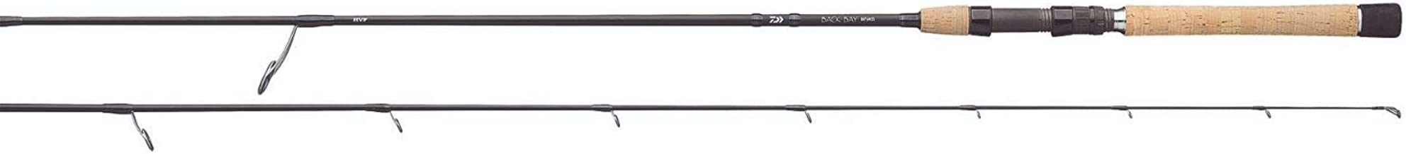 Daiwa BB76MXS Daiwa, Back Bay 1 Piece Spinning Rod, 7.6