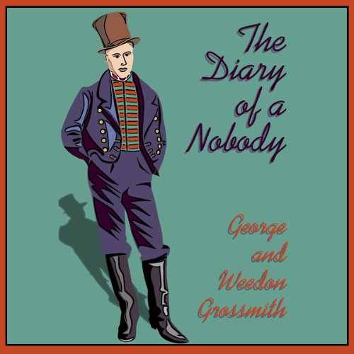 The Diary of a Nobody copertina