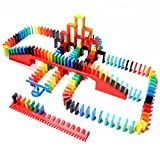 Bulk Dominoes 206pcs Pro-Domino Starter kit   pro-Scale, Premium Stacking & toppling Domino Set Chain Reaction STEAM...