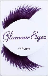 Glamour Eyez Eyelashes - Wicked Purple