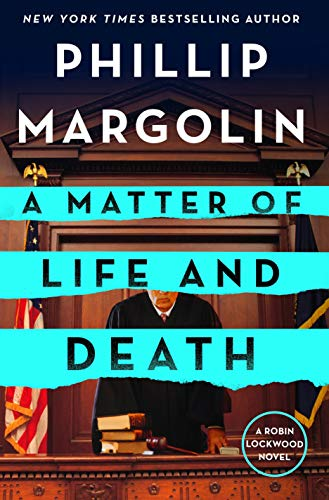 A Matter of Life and Death: A Robin Lockwood Novel (English Edition)