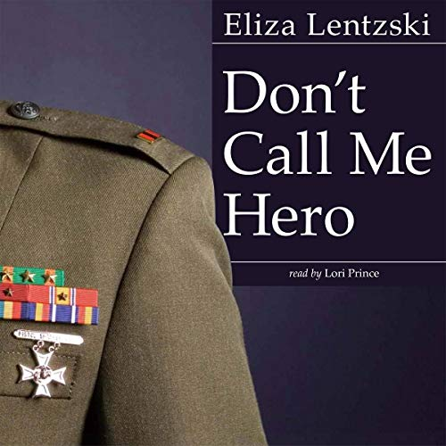 Don't Call Me Hero audiobook cover art