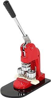 Zoternen 32mm Machine à Badges avec 1000 Sets de Badges Machine à Badges Personnalisable Press Button Maker Bricolage