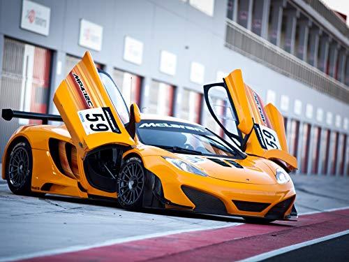 McLaren MP 4 12 C GT 3