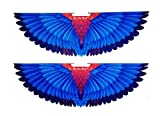 HANVON Go Go Bird RC Flying Toy Replacement Parts - Flapping Wings - Blue