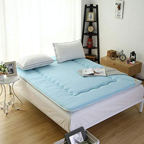 HLDBW opvouwbare Futon slapende Tatami vloer matras huiselijk dubbele matras dikker enkele student slaapzaal bed pad Bay raam kussen matten anti-slip